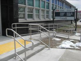 Stainless Architectural Rails