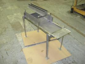 Stainless Fabrication 2
