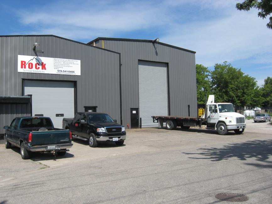 Rock Technical Solutions Plant
