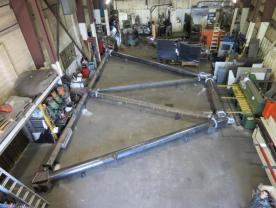 Fabricating A-Frame