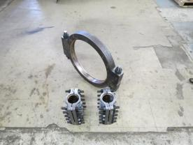 Custom Machined Pipe Clamps