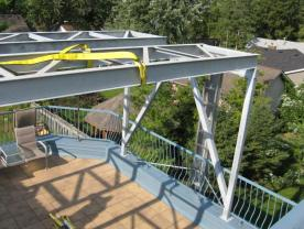 Architectural Steel Framing